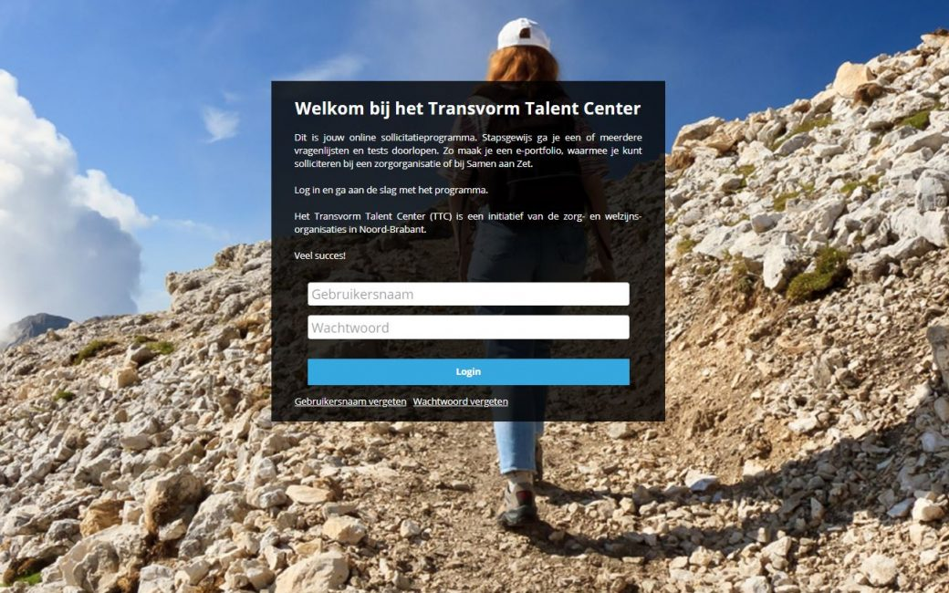 Transvorm Talent Center