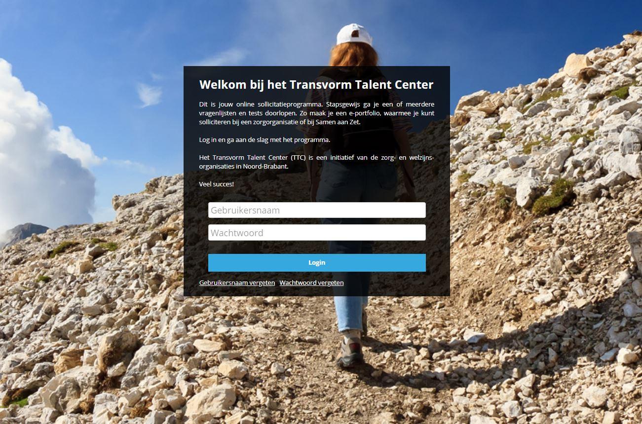 Transvorm Talent Center