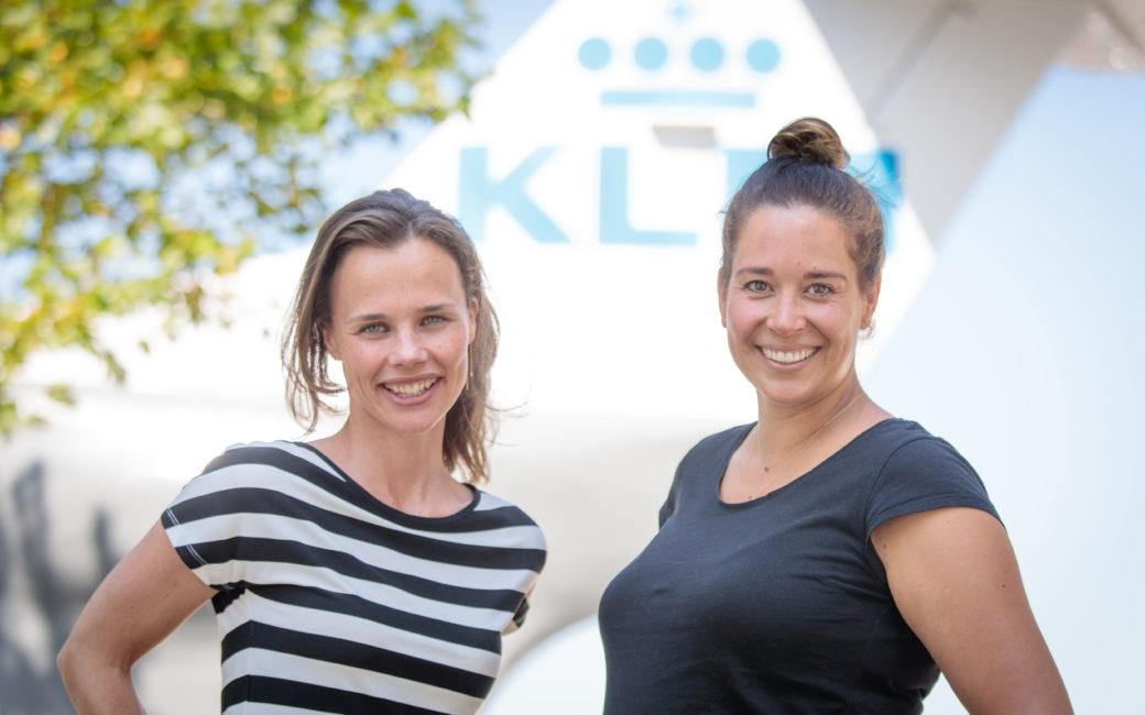 trainees selecteren KLM