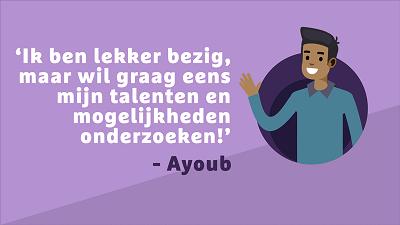 Ayoub keuzewijzer