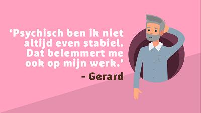 Gerard keuzewijzer