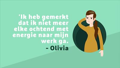 Olivia keuzewijzer